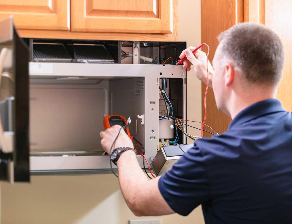 kitchen suitable for appliances