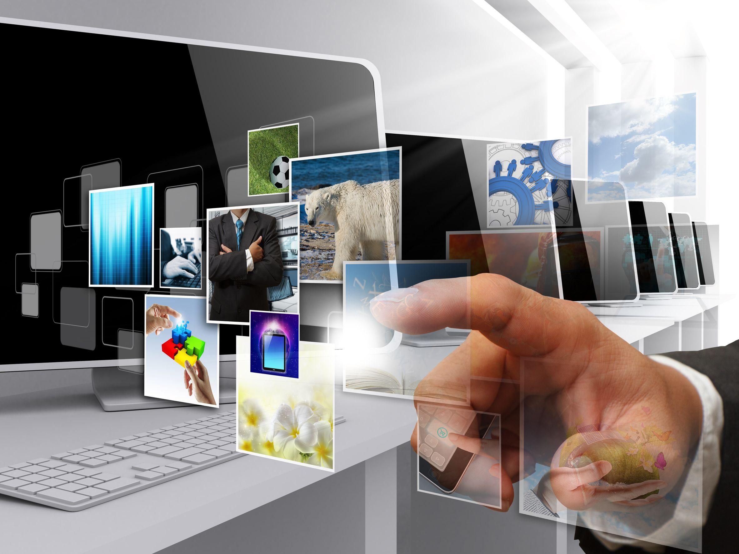 online media company