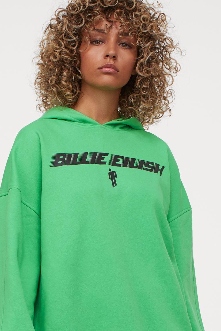 Billie Eilish Merch Hoodie